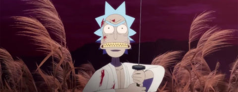 Rick And Morty Kortfilmen