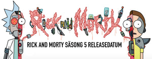 Rick & Morty säsong 5 releasedatum! (All Information)