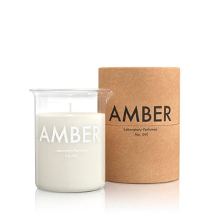 Laboratory Perfumes Amber Candle 200g