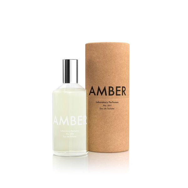 Laboratory Perfumes Amber Eau de Toillete 100ml