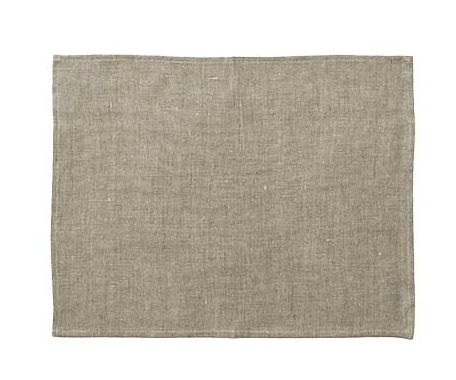 Linen Placemat Natural (set of 4)