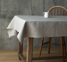 Load image into Gallery viewer, Linen Tablecloth