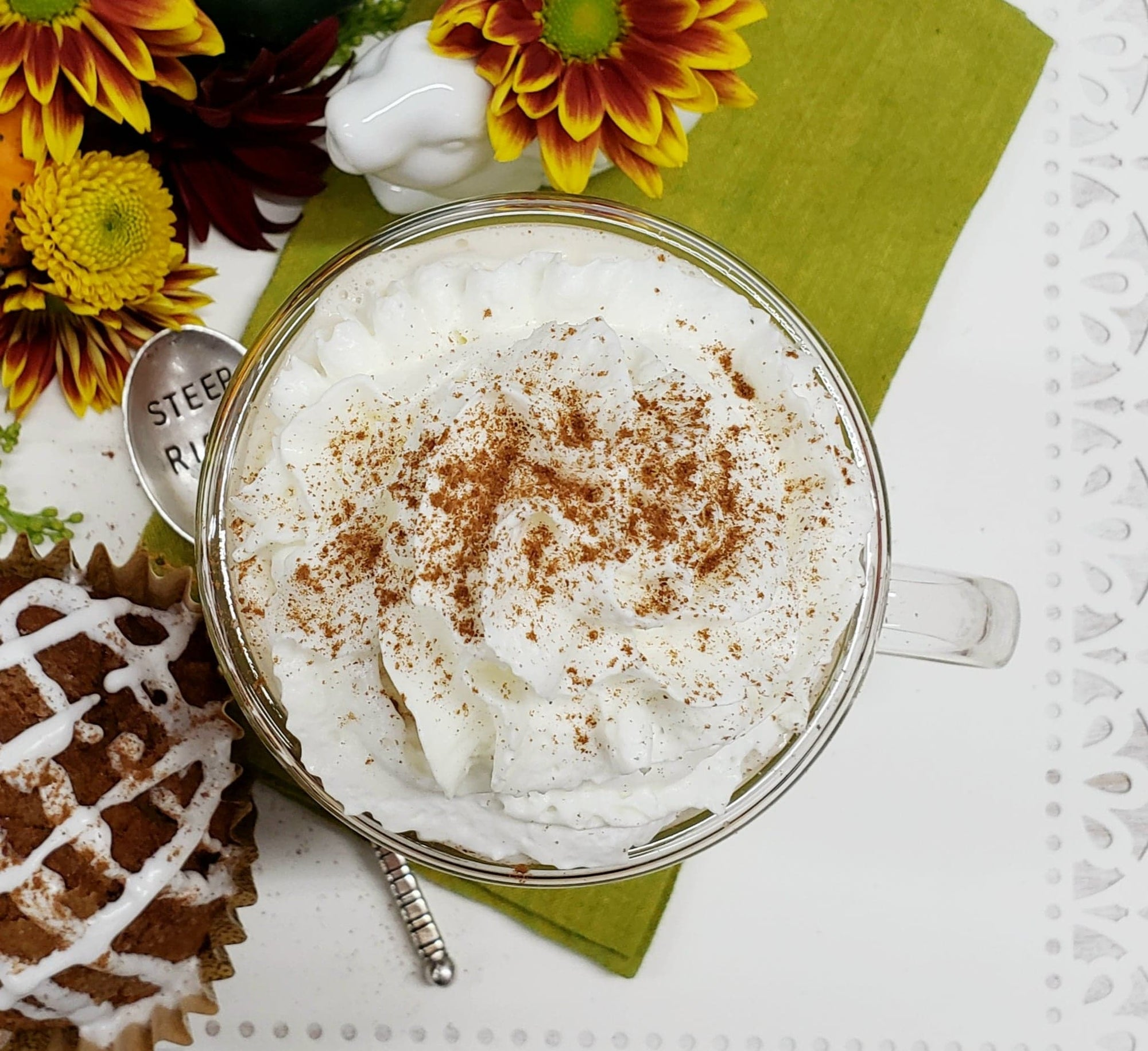 Vanilla Pumpkin Maple Latte