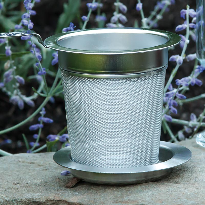 Stainless Steel Mesh Infuser Basket