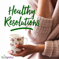 Healthy Resolutions Tea Box