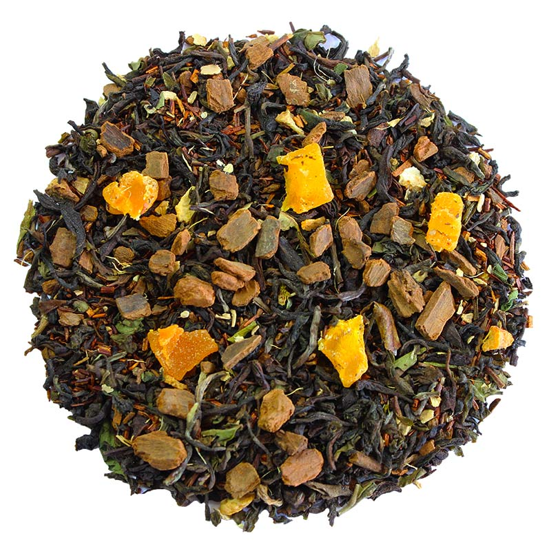 Ginger Peach Darjeeling - NEW Juicy Peach Flavor!