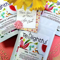 Tea & Loves Notes Care Package