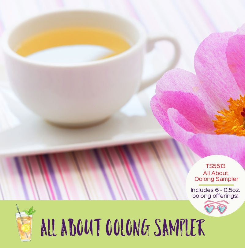 All About Oolong Bundle!