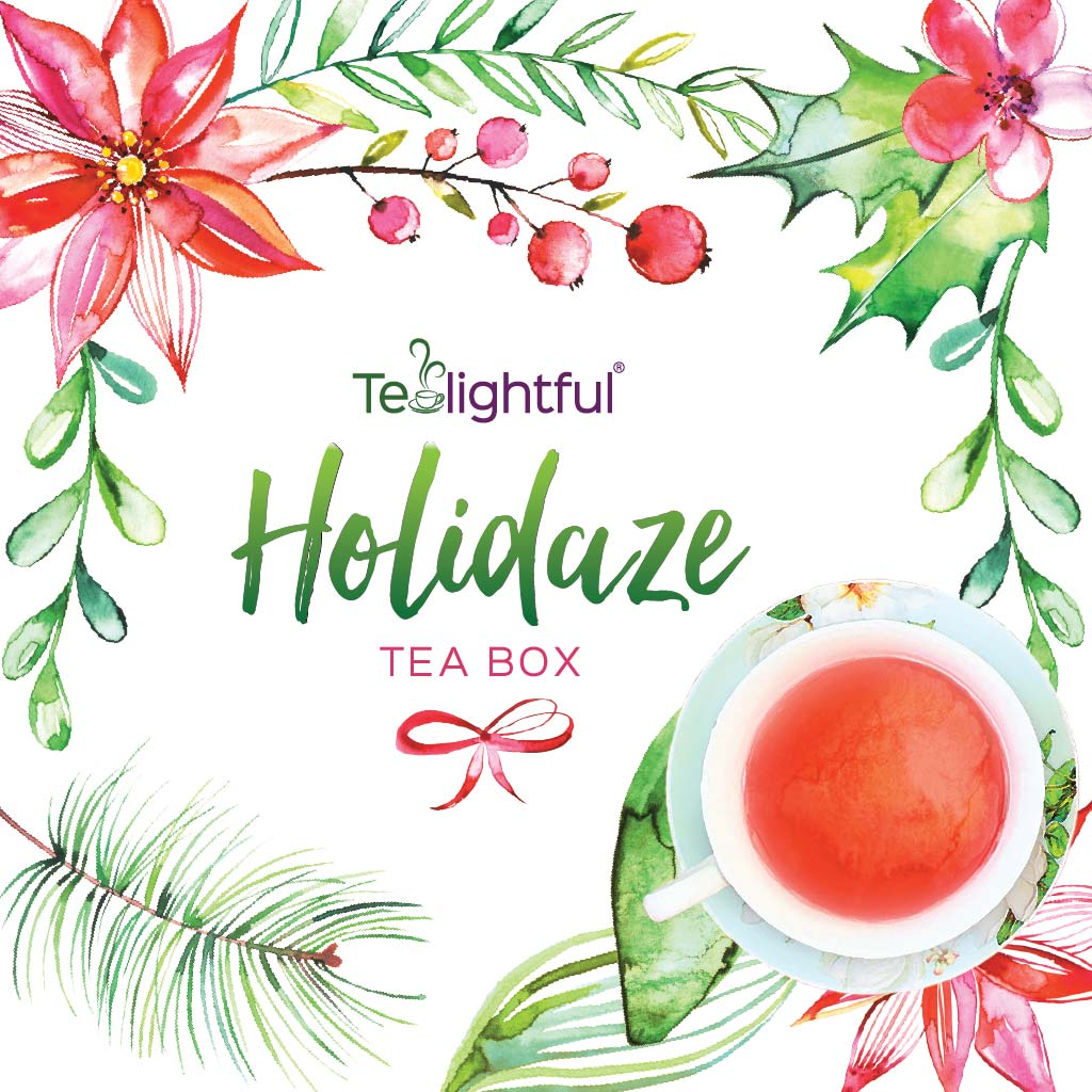 Holidaze Tea Box