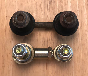 3S Solutions Shortened Adjustable Front Sway Bar End Links