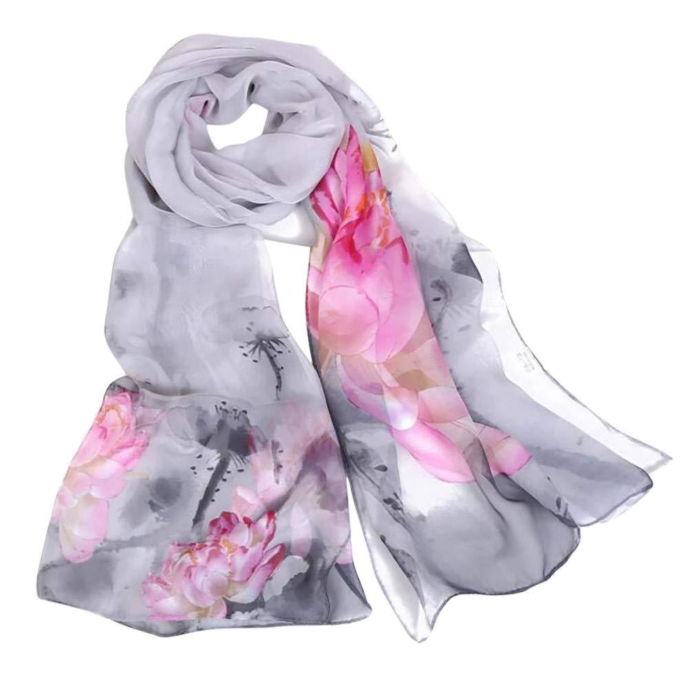 EQUESTRIAN LOVERS LADIES CHIFFON GEORGETTE SHEER HORSE PATTERN SCARF WRAP SHAWL