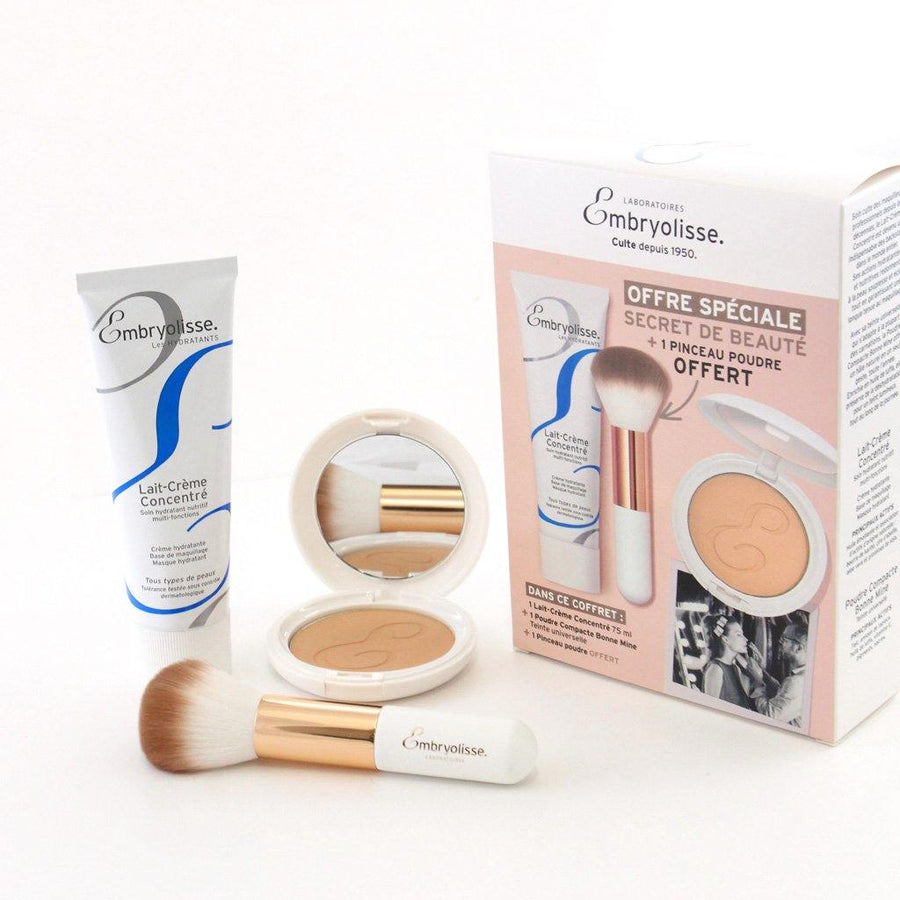 Coffret Secret de Beauté - VISAGE - embryolisse