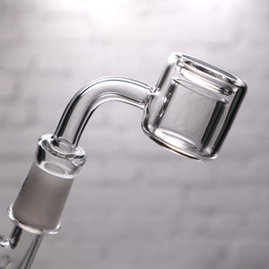Double Wall Thermal Quartz Banger (Free Shipping)