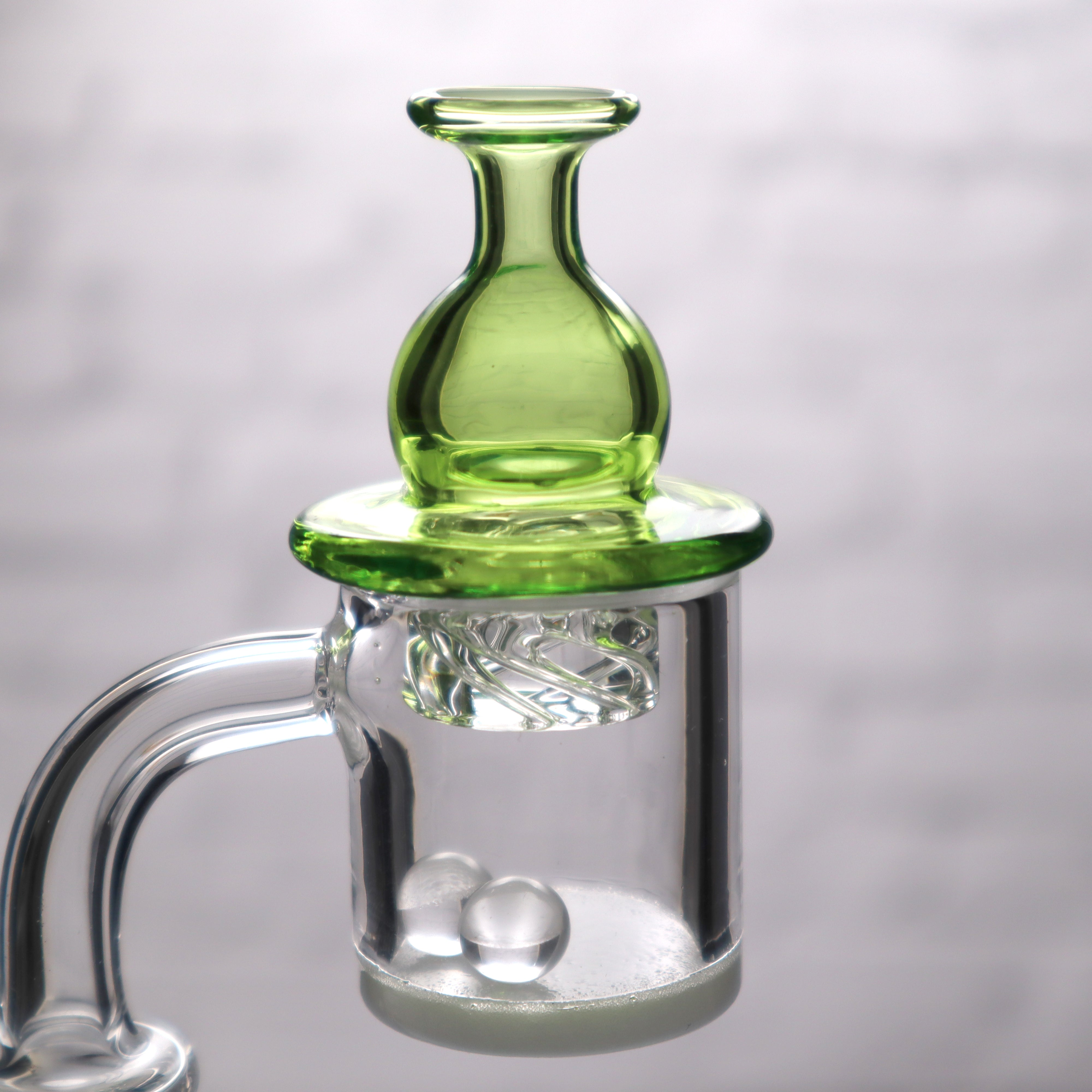 Vortex Carb Cap Spinning Action (Free Shipping)