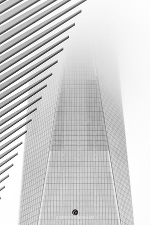 Looking Up, Looking Out - WTC NYC