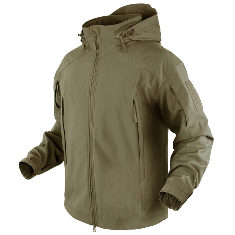 ELEMENT SOFTSHELL JACKET | CONDOR ELITE