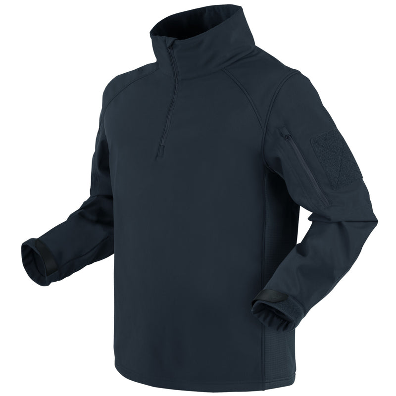 PATROL QUARTER-ZIP SOFTSHELL JACKET