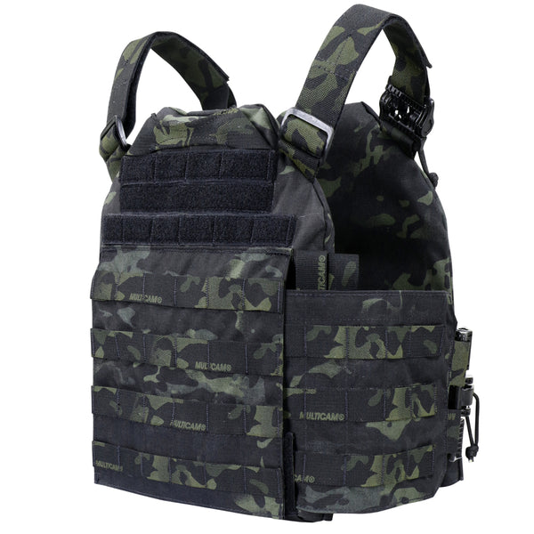CYCLONE RS PLATE CARRIER with MultiCam Black®