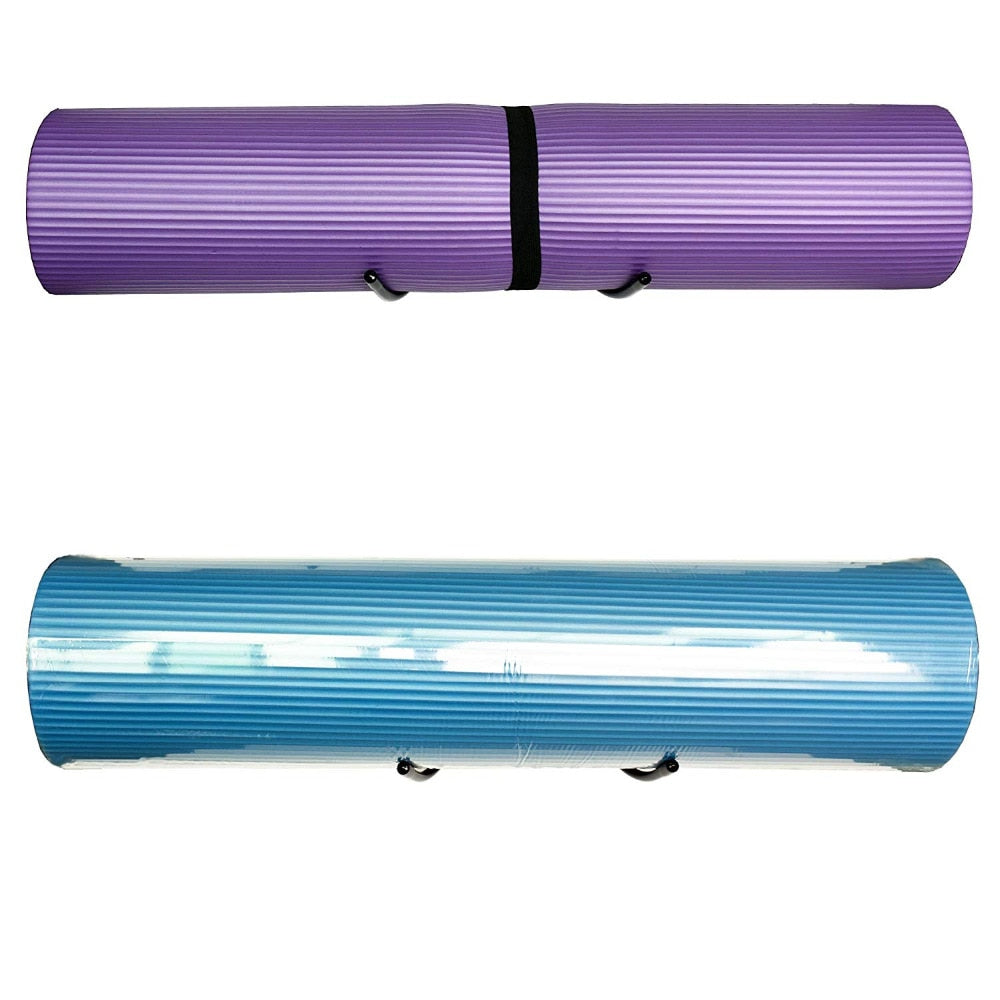 Yoga Mat Wall Racks - Set of 4
