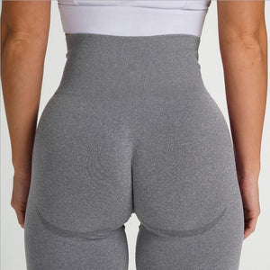 2020 Woman Yoga Sports Shorts Seamless Fitness Wrinkle Push-Up Athletic Shorts Women Gym Short Clothing Mujer Sport Run Shorts