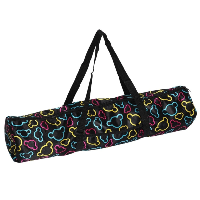 Waterproof Yoga Mat Carry Bag - Fun Print Cases