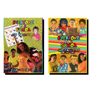 GET $10 OFF WHEN YOU BUY BOTH EFS MO TAMAITI VOLUME 1 AND 2 DVDS!