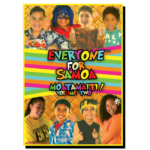 Everyone For Samoa - Mo Tamaiti Volume 2