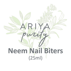 Ariya Purity Neem Nail Biters (25ml)