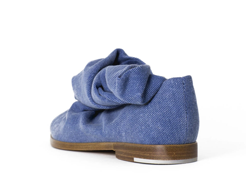 Angie Denim Slip On