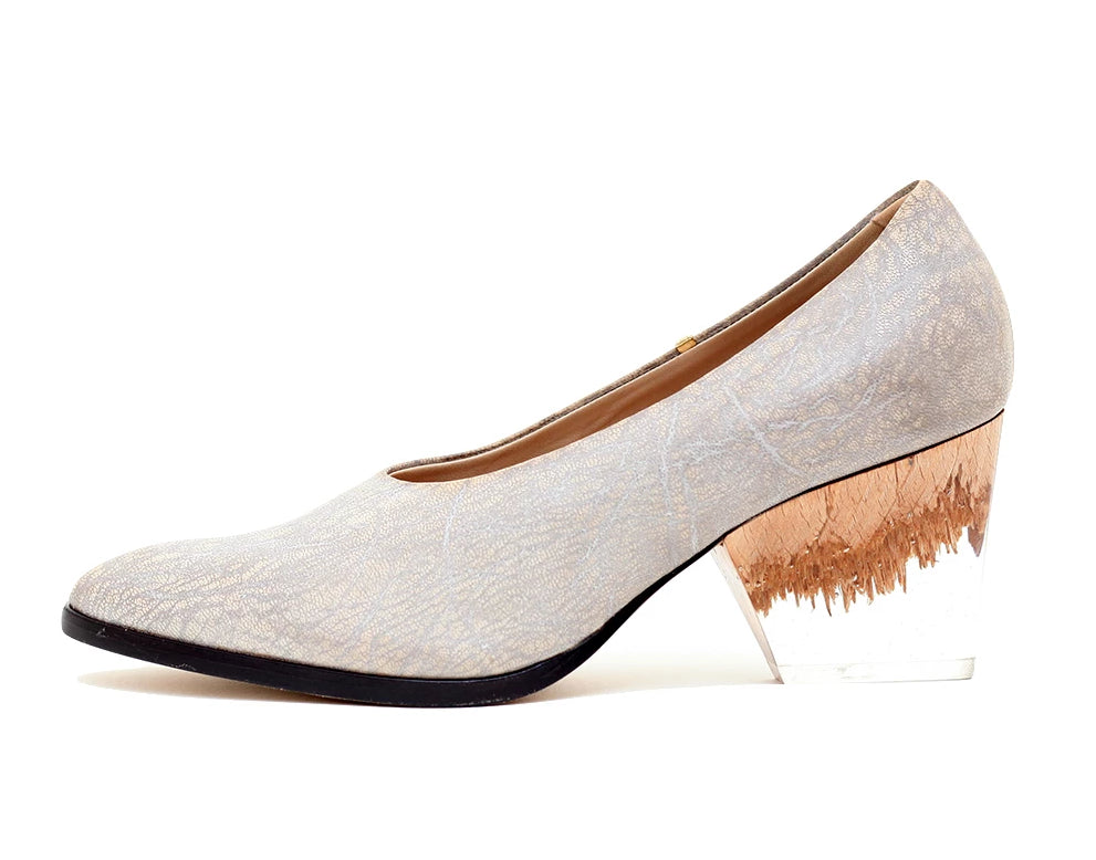 Bayou Heel Trench and Broken Plexi Heel