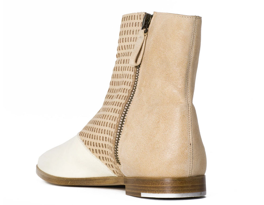 Creola Boots Perforated