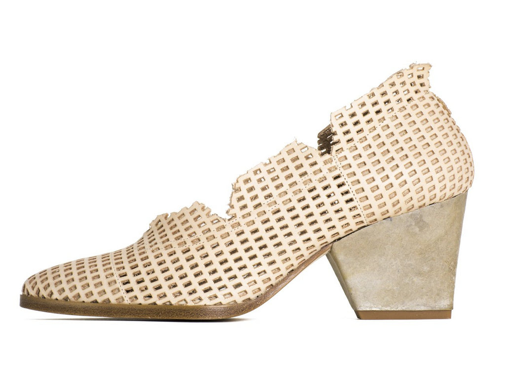 Hayes Perforated Heel