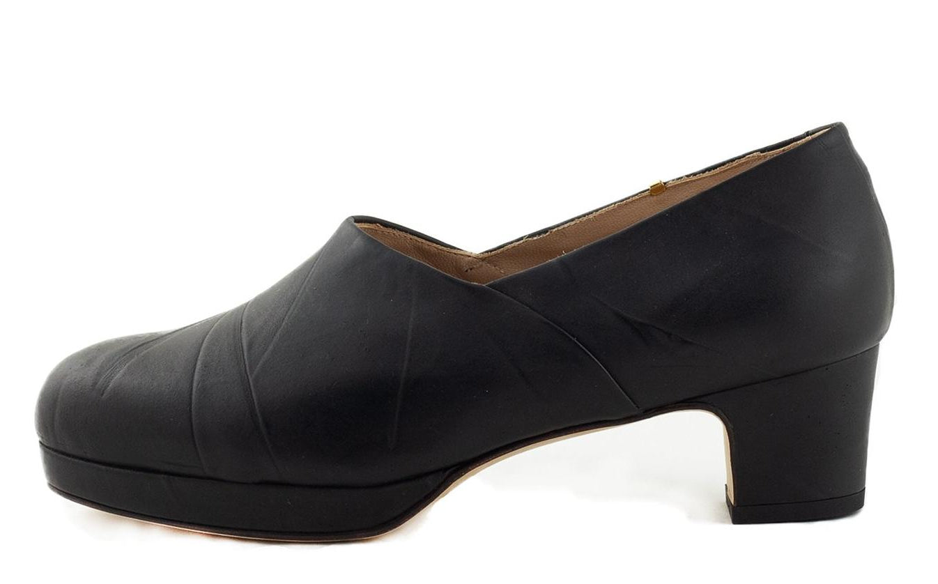 Beaux Recycle Low Platform Heel