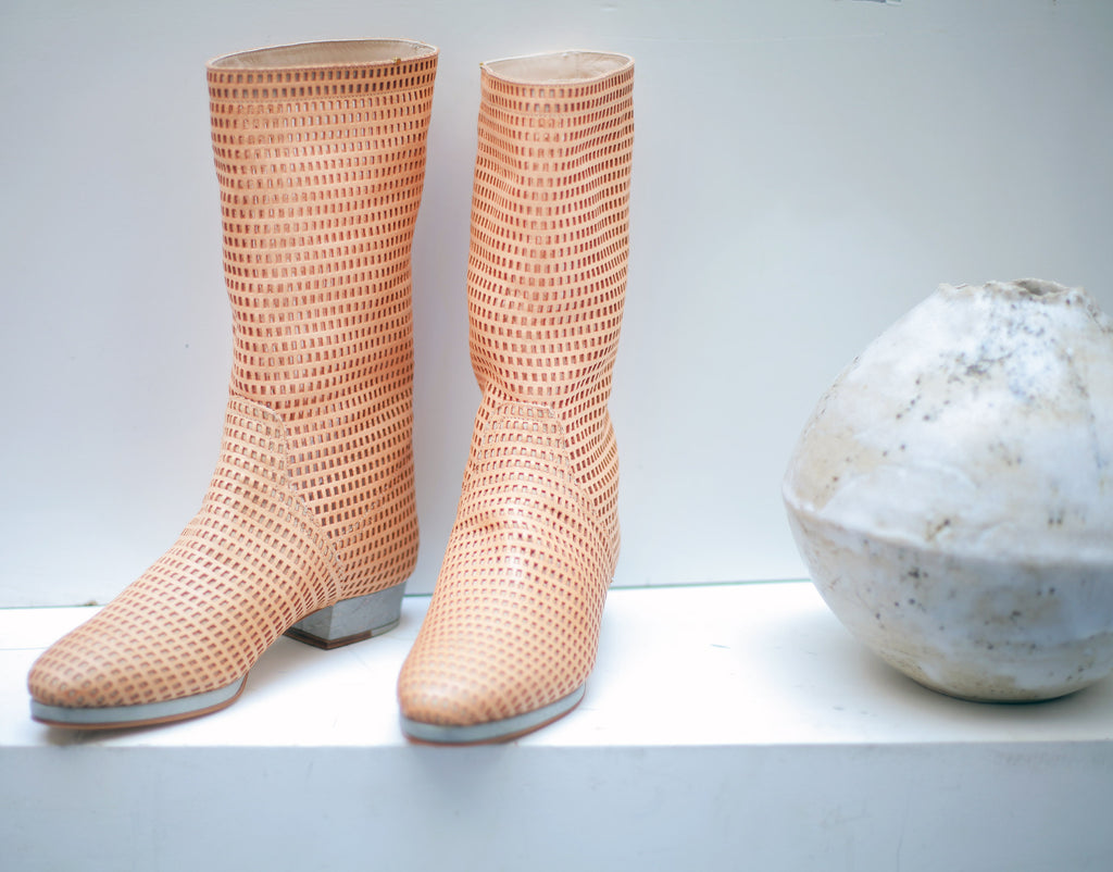 The Olla Boot Perforated
