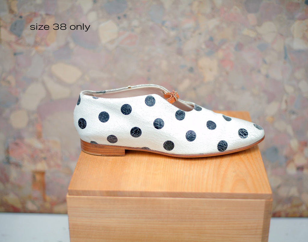THE LAST CHANCE (SOFT) WATSON in spots sz 38