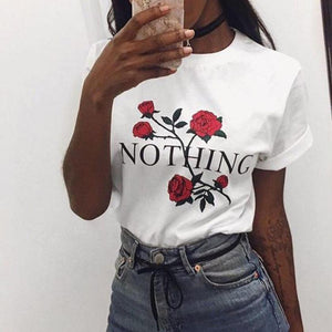 Simple Nothing T Shirt