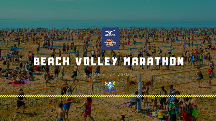 Beach Volley Marathon 2019, La Guida