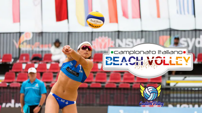 Campionato Italiano 2019 di Beach Volley: le Tappe