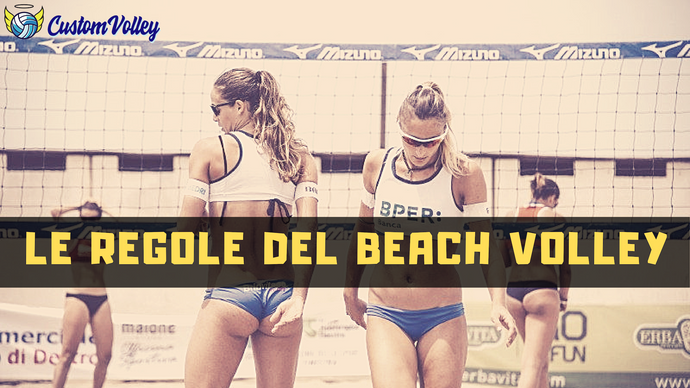 Le Regole del Beach Volley