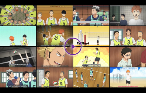 Haikyu Stagione 2 Episodio 10