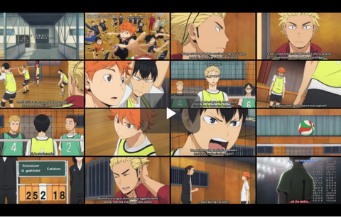 Episodio 10-1 Haikyuu!