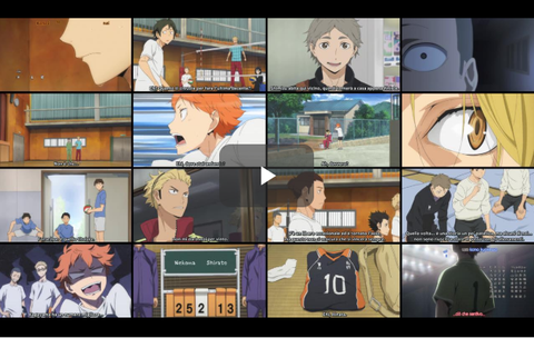 Episodio 11-1 Haikyuu!