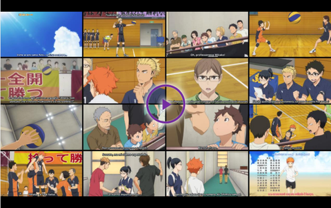 Haikyu Stagione 2 Episodio 13