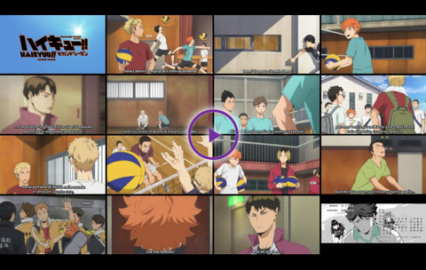 Haikyu Stagione 2 Episodio 14