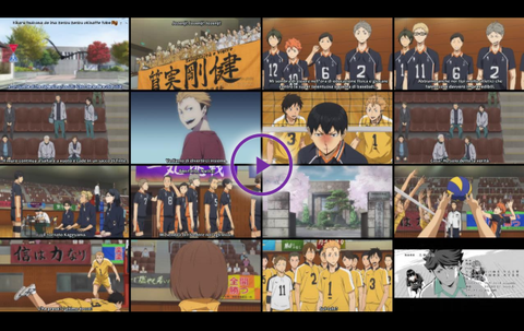 Haikyu Stagione 2 Episodio 15