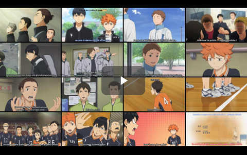 Episodio 15-1 Haikyuu!