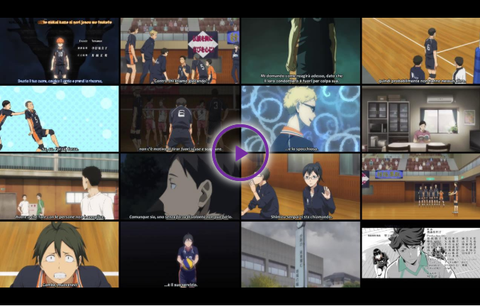 Haikyu Stagione 2 Episodio 17