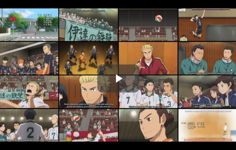 Episodio 17-1 Haikyuu!
