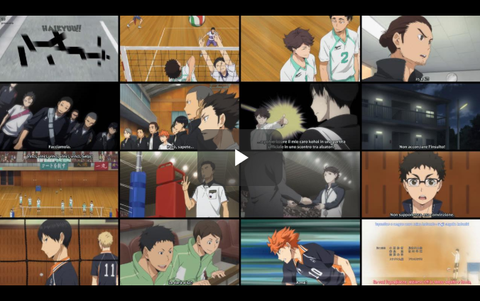 Episodio 19-1 Haikyuu!
