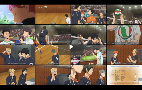 Episodio 20-1 Haikyuu!